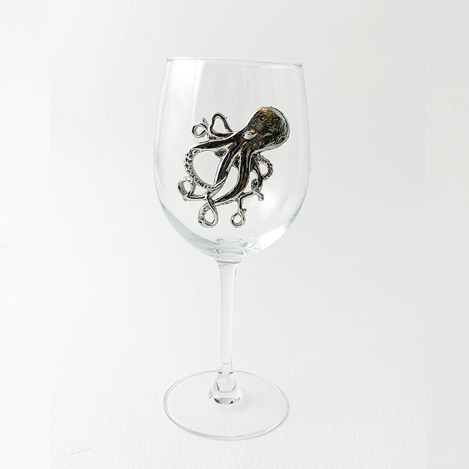 White wine Octopus