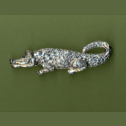 Alligator Pin Medium