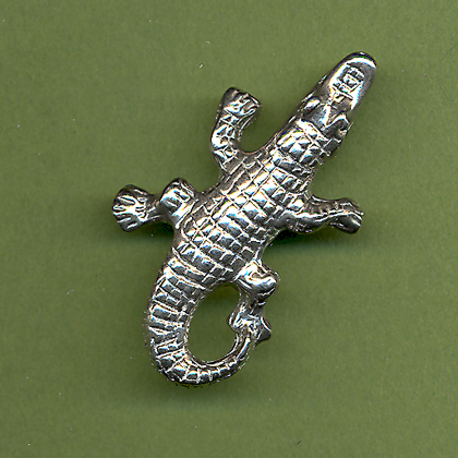 Alligator Pin, small