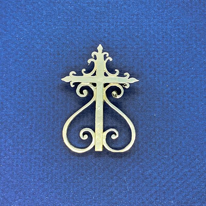 St. Louis Cross Pin / Pendant